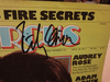 Emerson, Keith Circus Magazine Signed Autographed  1977