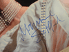 Faithfull, Marianne Early Color Photo Signed Autograph