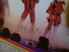 Fergie LP Signed Autograph Kids Incorporated Stacy Ferguson 1984
