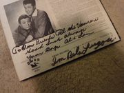 Fisher And Marks Al Fisher And Lou Marks Its A Beatle Coo Coo World! LP Signed Autograph 1960s