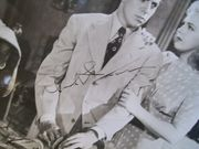 Foran, Dick Photo Signed Autograph Mob Town 1941