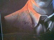 Ford, Harrison  Kelly McGillis Witness Sealed LP 1985 Signed Autograph Color Photos