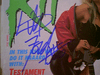 Ford, Lita  RIP Magazine 1988 Signed Autograph Color Cover Photo Runaways