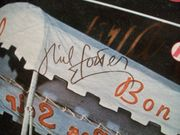 Foster, Phil LP Signed Autograph Alive? Recorded Live At The Bon Soir