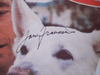 """Franciscus, James Tv Week Signed Autograph """"Longstreet"""" March 5 1972"""