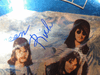"""Frijid Pink Kelly Green Tom Beaudry Richard Stevers """"Defrosted"""" 1970 LP Signed Autograph"""