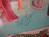 """Clinton, Clinton Funkadelic """"Standing On The Verge Of Getting It On"""" 1974 LP Signed Autograph"""
