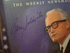 Goldwater, Barry  Time Magazine 1964 Signed Autograph Color Cover Photo