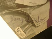 Gordon, Barry LP Signed Autograph Yes Sir ThatS My Baby