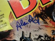 Grant, Alan  DHP 1998 Graphic Novel Signed Autograph Illustrated