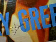 Greene, Shecky  A Funny Thing Happened To Me On My Way To The Moon 1950S LP Signed Autograph