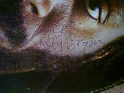 Gregory, Dick LP Signed Autograph The Light Side The Dark Side