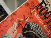 Griffith, Andy What It Was Was Football 1954 45 RPM EP Record With Picture Cover Signed Autograph Photograph