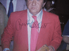 Hackett, Buddy Photo Signed Autograph Music Man The Love Bug Scrooged