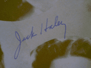 Haley, Jack Shirley Ross Playbill 1940 Higher And Higher Signed Autograph Photos