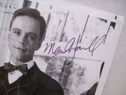 Hamill, Mark Photo Signed Autograph Amazing Stories 1986