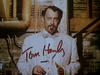 """Hanks, Tom  Color Photo Signed Autograph """"The Ladykillers"""" 2004"""