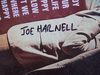 Harnell, Joe LP Signed Autograph Moving On!!