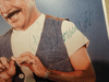 """Harrington Jr., Pat  Color Photo Signed Autograph """"Schneider"""" """"One Day At A Time"""""""