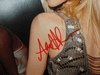 Heche, Anne  Color Photo Signed Autograph