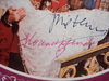 Henderson, Florence Jose Ferrer LP Signed Autograph The Girl Who Came To Supper Original Cast 1963