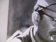 Henry, Buck Photo Signed Autograph Catch 22 1970