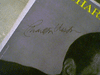 Heston, Charlton LP Signed Autograph In The Beginning The Five Books Of Moses