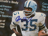 Hill, Calvin Sport Magazine Signed Autograph January 1970 Dallas Cowboys