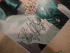 Holiday, Polly  Color Photo Signed Autograph