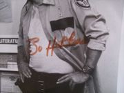 Hopkins, Bo Photo Signed Autograph A Small Town In Texas 1976