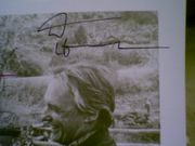 Hopper, Dennis Kiefer Sutherland Carol Kane 1990 Photo Flashback Signed Autograph Movie Scene