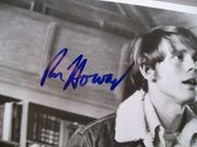 Howard, Ron Photo Signed Autograph Grand Theft Auto