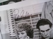 Hunter, Tab Eve Arden Carol Kane Donald OConnor Photos Signed Autograph Pandemonium 1982
