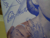"""Hutton, Betty  Dorothy Lamour """"And The Angels Sing"""" 1944 Sheet Music Signed Autograph """"It Could Happen To You"""""""