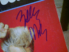 Idol, Billy  1985 Concert Book Signed Autograph Color Cover Photo