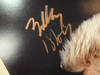 Idol, Billy  Color Photo Signed Autograph