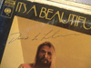 It'S A Beautiful Day LP Signed Autograph David Laflamme Choice Quality Stuff Anytime