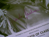 """Jackson, Glenda  & George Segal 1973 Photo """"A Touch Of Class"""" Signed Autograph Movie Scene"""