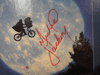"""Jackson, Michael """"E.T. The Extra-Terrestrial"""" 1982 Box Set LP Signed Autograph With Color Storybook"""