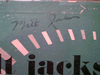 """Jackson, Milt  """"Wizard Of The Vibes"""" Ten Inch Jazz LP 1952 Signed Autograph Blue Note"""
