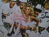 Jenner, Bruce Valerie Perrine LP Signed Autograph Can'T Stop The Music 1980