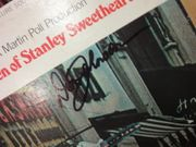 Johnson, Don The Magic Garden Of Stanley Sweetheart 1970 LP Signed Autograph Photos