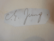 Jung, Carl Die Frau In Europa 1929 Book Signed Autograph In German