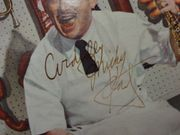 Katz, Mickey  Mish Mosh 1956 LP Signed Autograph How Much Is That Pickle In The Window