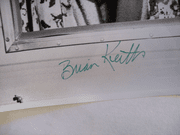 Keith, Brian Photo Signed Autograph With Six You Get Eggroll 1968