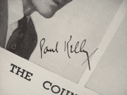 Kelly, Paul Uta Hagen Playbill Signed Autograph The Country Girl 1950