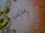 Kelly, Walt  Songs Of The Pogo 1956 LP Signed Autograph