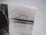 King, Perry Photo Signed Autograph The Possession Of Joel Delaney 1972