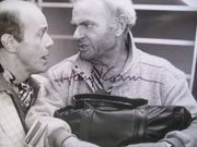 Korman, Harvey Photo Signed Autograph Leo And Liz In Beverly Hills 1986