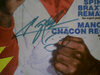 Leonard, Sugar Ray  Fight Game Magazine 1984 Signed Autograph Color Cover Photo Boxing